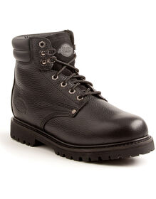 Men's Raider Work Boots - Black (FBK) (FBK)