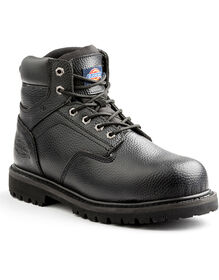 Prowler Steel Toe Work Boot - BLACK (BLK)