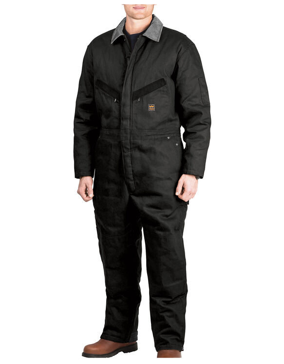 Walls® Blizzard-Pruf® Insulated Coverall - MIDNIGHT BLACK (MK9)