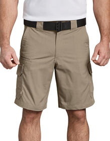"Tactical 10"" Relaxed Fit Stretch Ripstop Cargo Short - DESERT SAND (DS)"