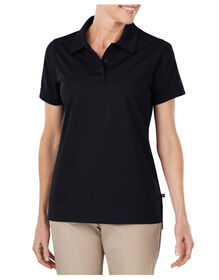 Women's Tactical Polo - BLACK (BK)