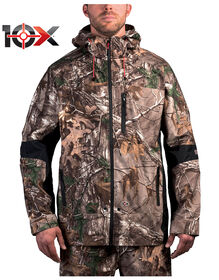 10X® Rainwear Hooded Parka - REAL TREE XTRA (AX9)