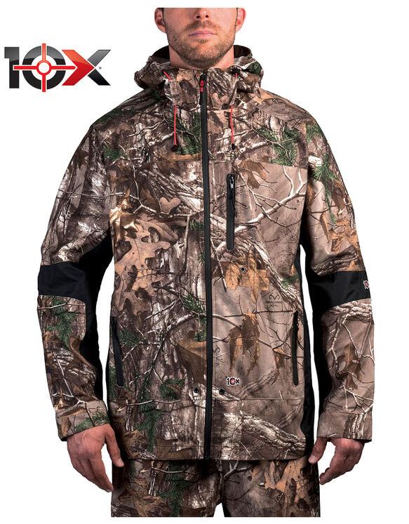 10X® Rainwear Hooded Parka - REAL TREE XTRA (AX9)