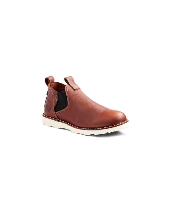 Men's Bender Slip On Boots - BROWN-LICENSEE (BR)