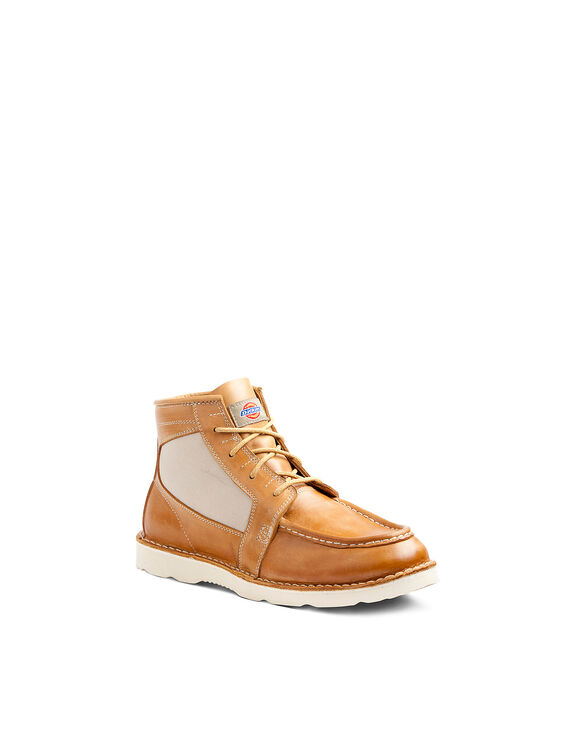 Men's Reed English Moc Toe Boots