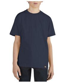 Boys' Short Sleeve Performance Tee, 8-20 - DARK NAVY (DN)
