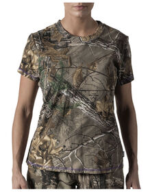 Walls® Women's Hunting Short Sleeve Tee - REAL TREE XTRA (AX9)