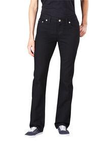 Women's Slim Straight Leg Denim Jean
