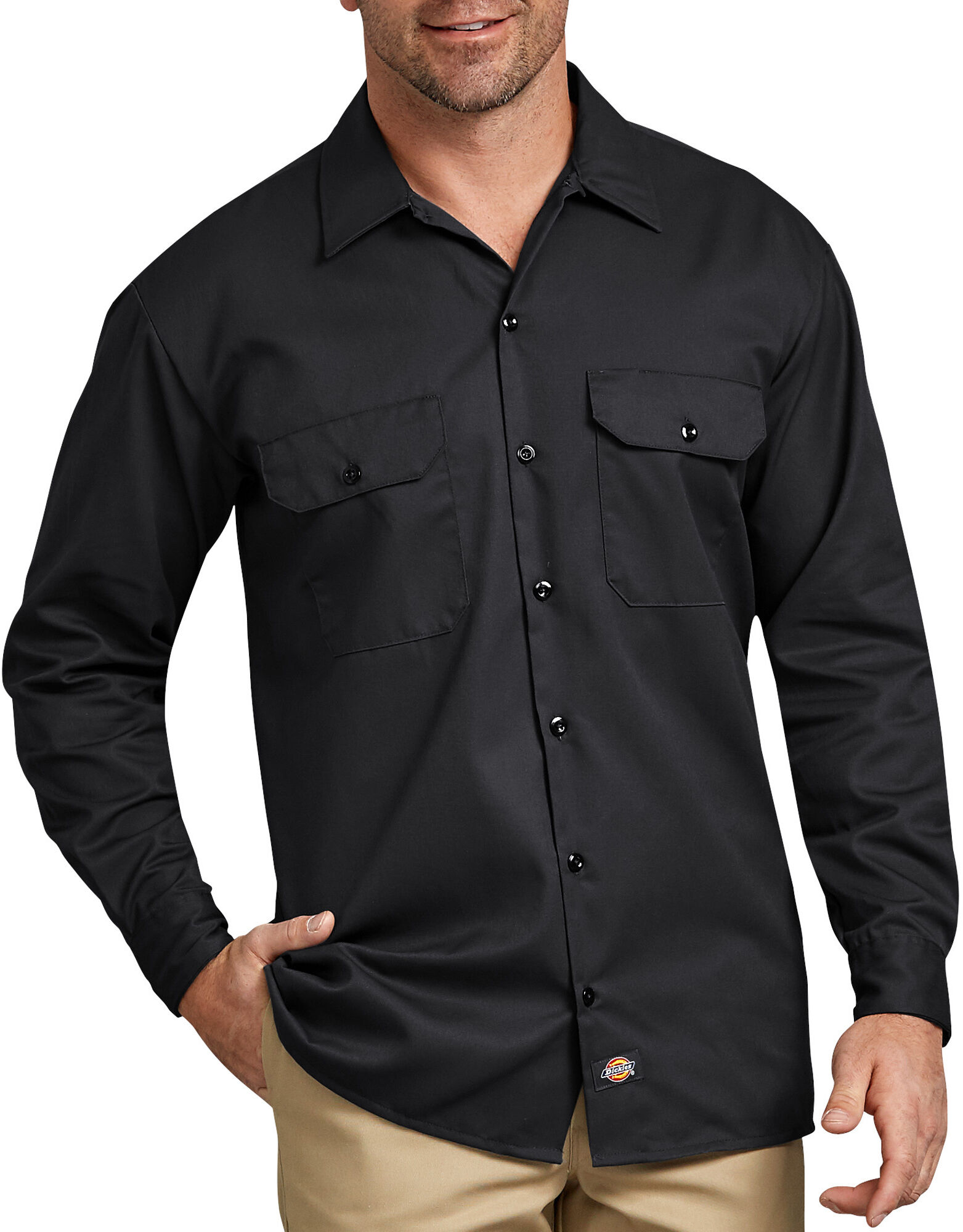 Shop the collection of men's work shirts & collared shirts at Dickies. Colors & styles are available for any profession, from FR to hi-vis to performance. Williamson-Dickie Mfg. Co.