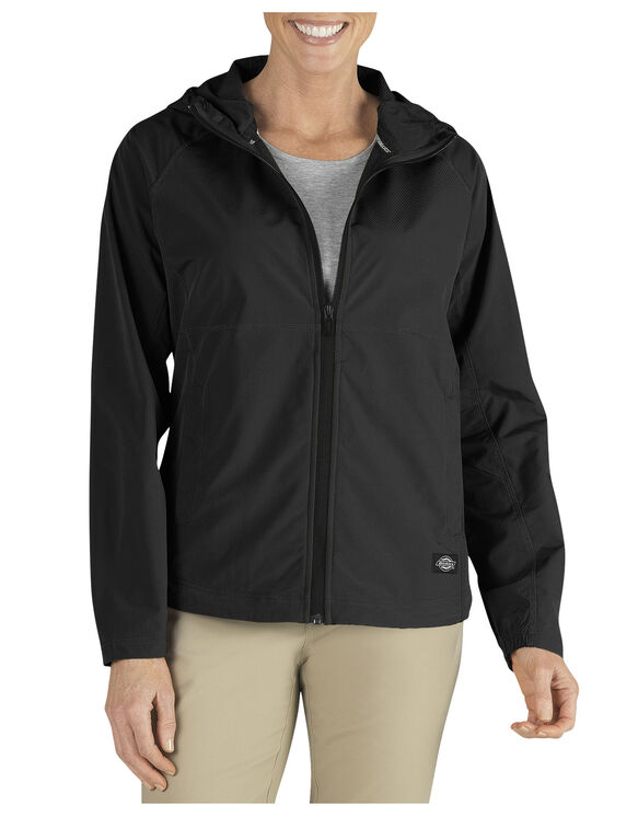 Women's Performance Lightweight Jacket - BLACK (BK)