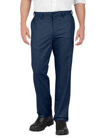 Industrial Flat Front Pant - NAVY (NV)