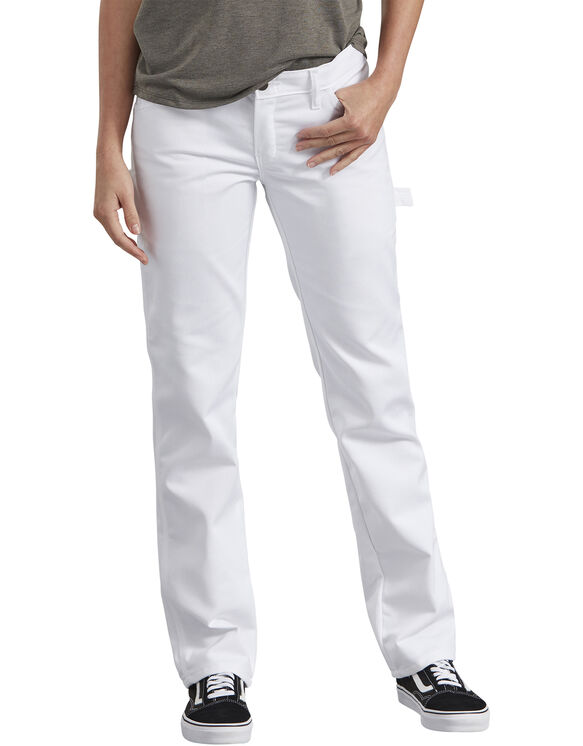 Simple Women39s Cargo Pants  Relaxed Straight  Dickies