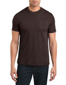Dickies '67 Short Sleeve Pocket T-Shirt - DARK BROWN (DB)