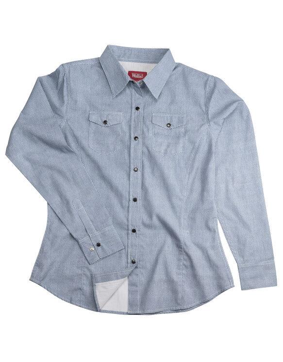 Walls® Women's Tiny Print Shirt - PRINT (PT9)