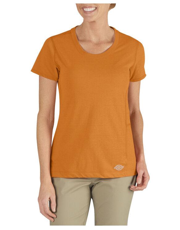 Women's Performance Short Sleeve DriRelease® Tee - MANDARIN (AN)