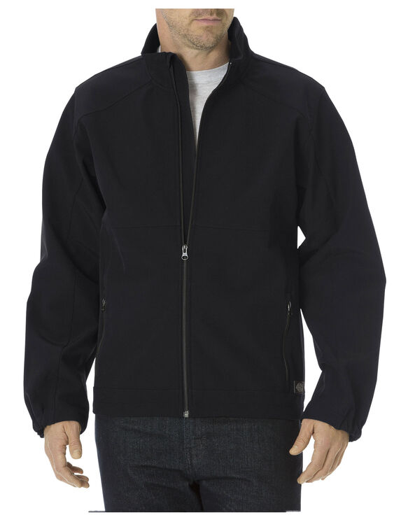 Performance Softshell Jacket - BLACK (BK)