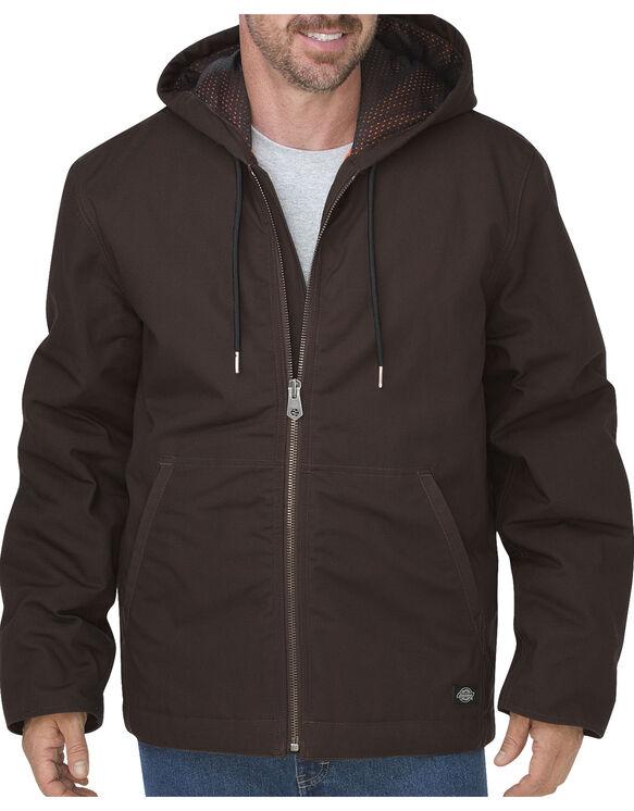 Performance Cordura® Insulated Jacket - CHOCOLATE BROWN (CB)