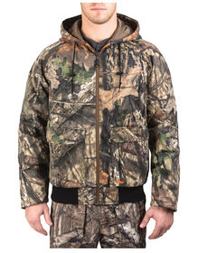Walls® Hunt Insulated Bomber Jacket - MOSSY OAK BREAKUP COUNTRY (MC9)