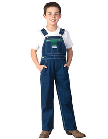 Liberty® Youth Boy's Denim Bib Overall - DENIM (DB9)