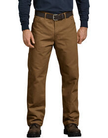 Relaxed Fit Carpenter Duck Jean - RINSED BROWN DUCK (RBD)