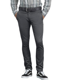 FLEX Skinny Straight Fit Work Pant - CHARCOAL (CH)