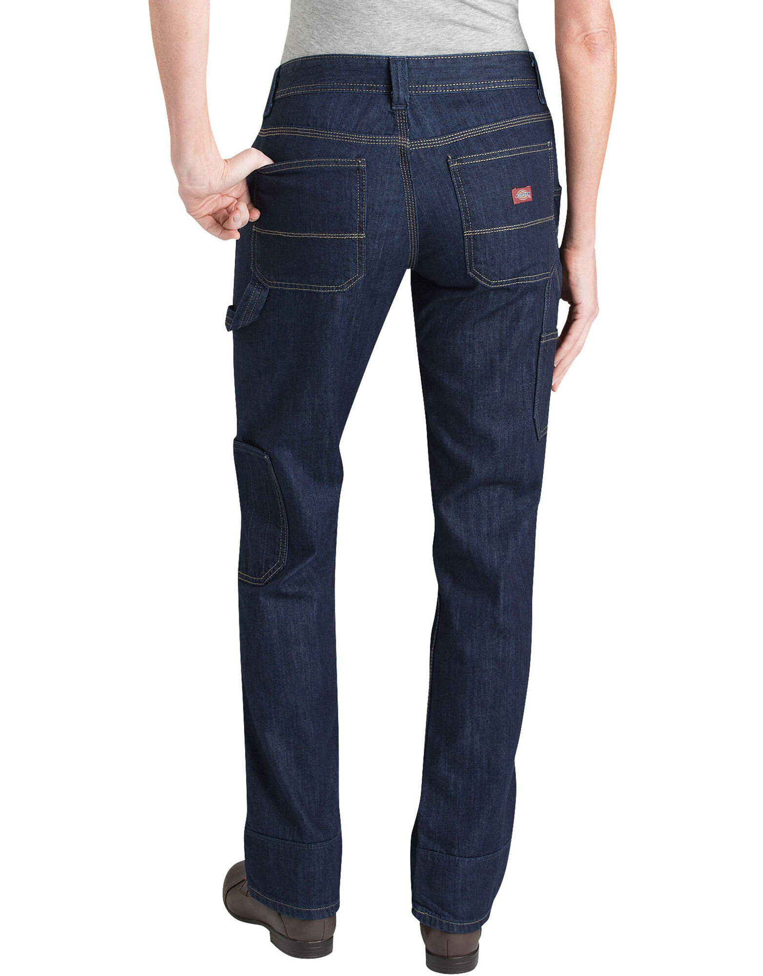 Women&39s Relaxed Fit Carpenter Denim Jean | Womens Jeans | Dickies