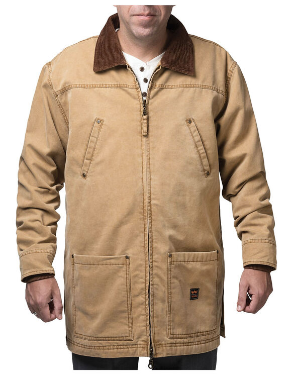 Walls® Vintage Duck Barn Coat - WASHED PECAN (WPC9)