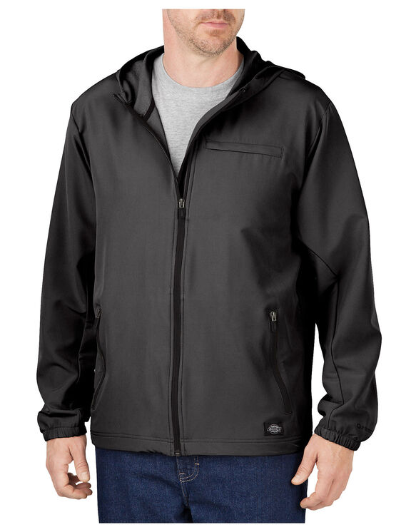 Performance Light Shell Jacket - BLACK (BK)