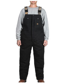 Walls® Workwear Bib Overall with Kevlar® - MIDNIGHT BLACK (MK9)