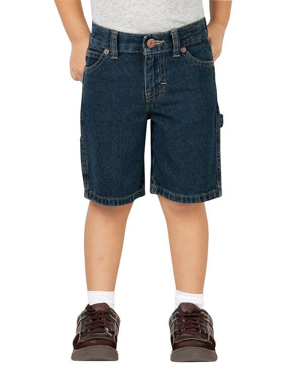 Toddler Relaxed Fit FlexWaist® Denim Carpenter Short - TINTED HERITAGE KHAKI (THK)