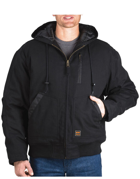 Walls® Blizzard-Pruf® Insulated Hooded Jacket - MIDNIGHT BLACK (MK9)