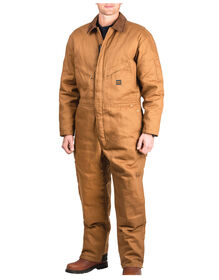 Zero-Zone by Walls® Duck Insulated Coverall - PECAN (PC9)