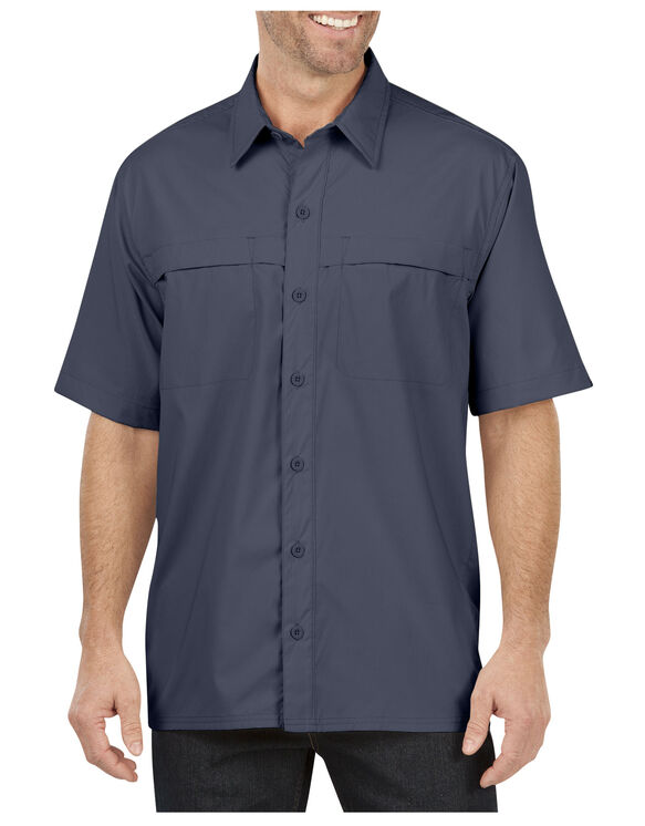 Performance Flex Short Sleeve Cooling Shirt - DARK NAVY (DN)