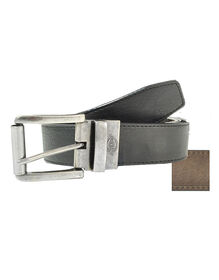 Leather Cut-To-Fit Reversible Belt - BLACK (BK)