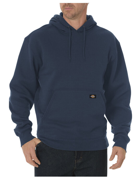 Heavyweight Fleece Pullover - DARK NAVY (DN)