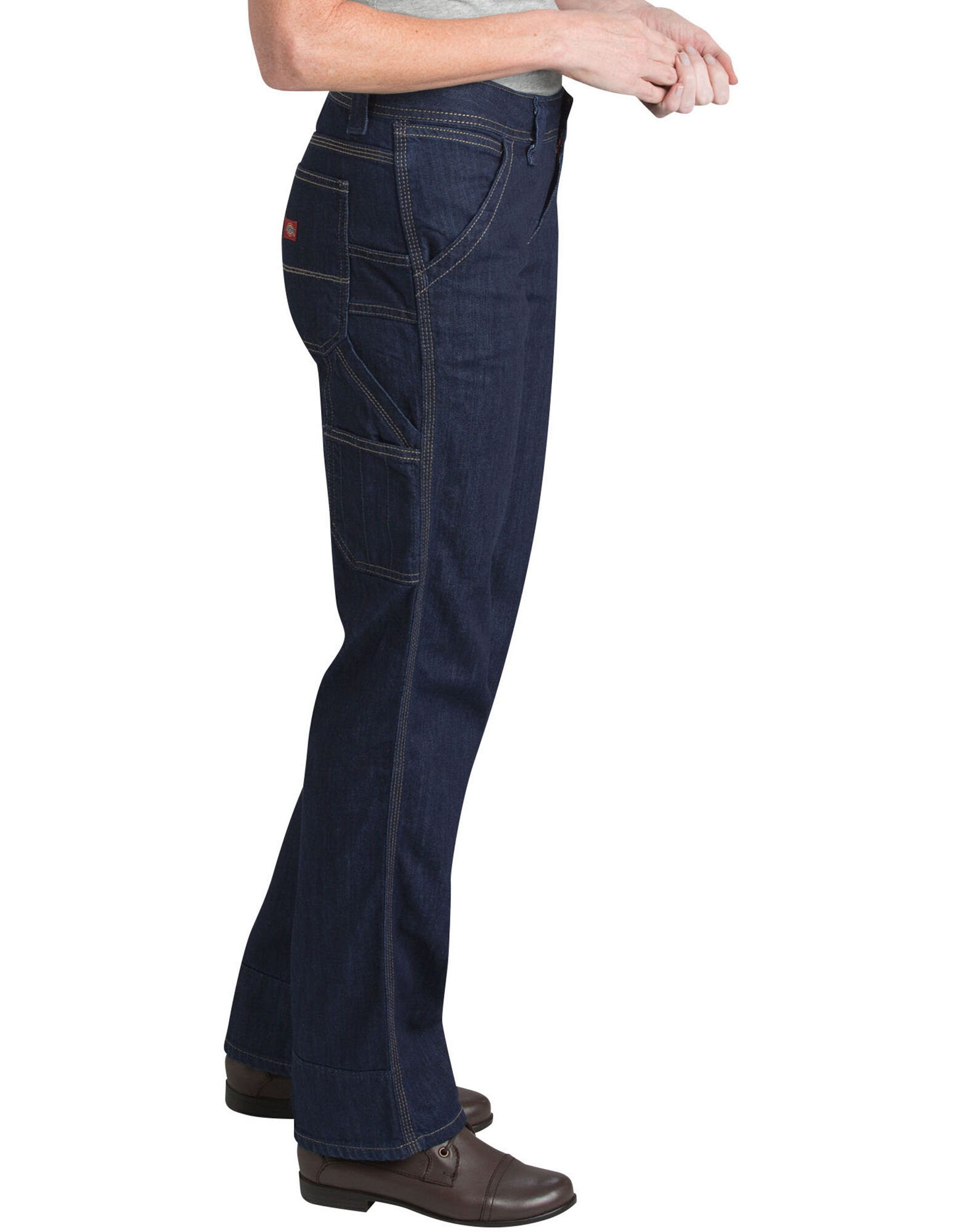 Women's Relaxed Fit Carpenter Denim Jean | Womens Jeans | Dickies