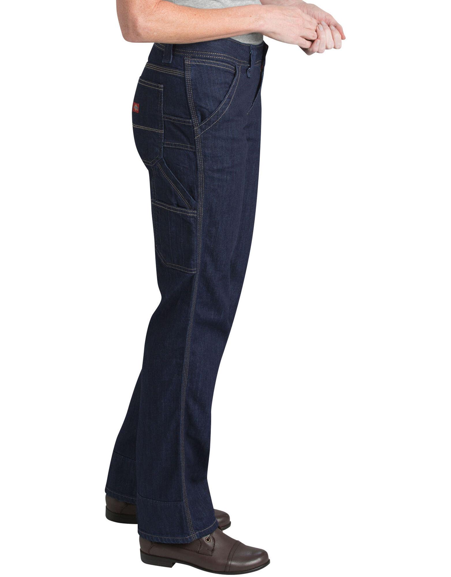 Women's Relaxed Fit Carpenter Denim Jean | Womens Jeans | Dickies