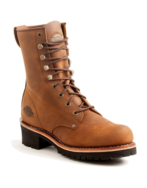 Men's Chaser Work Boots - Light Brown (FLB) - Licensee (FLB)