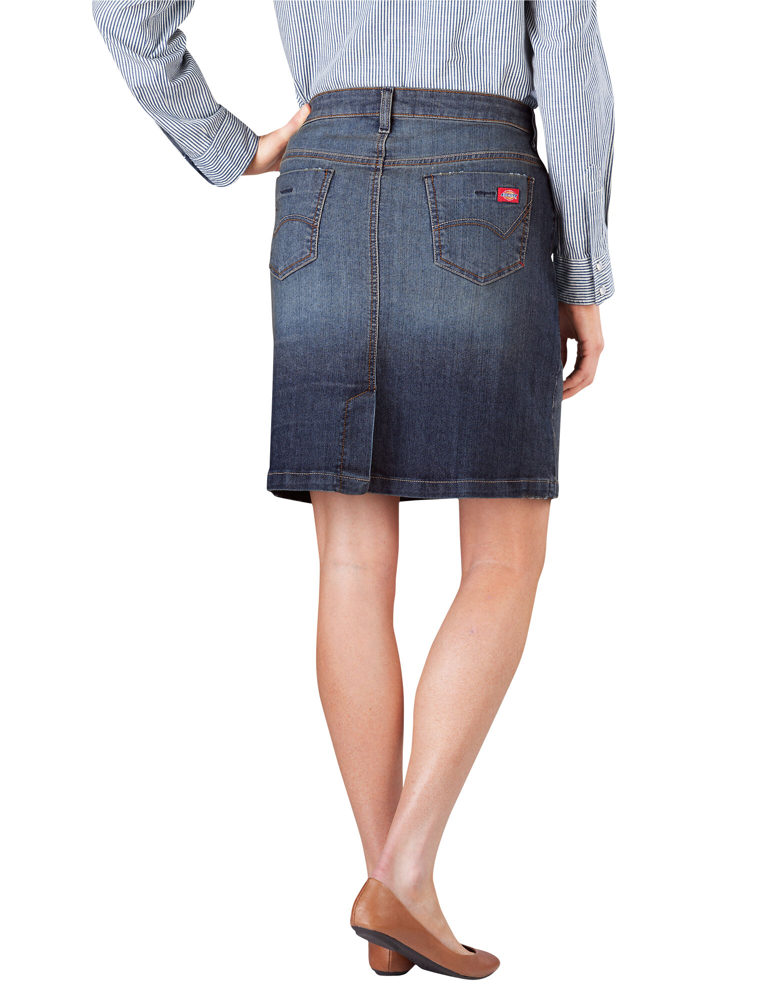 New 100 Long And Short Denim Skirt Outfits For Girls