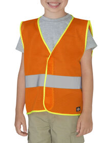 Toddler/Preschool E-Vis Safety Vest - NEON ORANGE (NA)