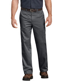 Industrial Relaxed Fit Cotton Cargo Pant - CHARCOAL (CH)