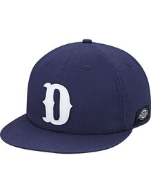 Dickies '67 Vintage Flat Bill Cap - DARK NAVY (DN)