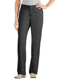 Women's Relaxed Fit Straight Leg Stretch Twill Pant