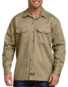 Heavyweight Cotton Shirt - KHAKI (KH)