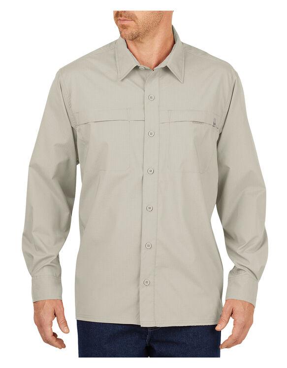 Performance Flex Long Sleeve Cooling Shirt - STONE (ST)