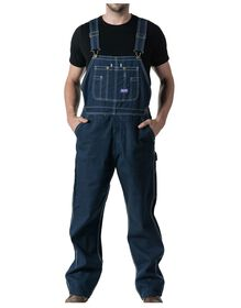 Big Smith® Rigid Denim Bib Overall - DENIM (DB9)