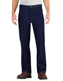 Flame-Resistant Relaxed Fit Straight Leg 5-Pocket Jean
