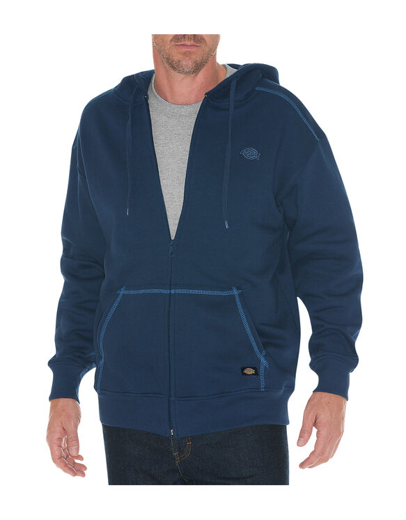 Fleece Full Zip Hoodie - NAVY (NV)
