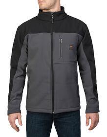 Walls® Storm Protector Sherpa Lined Jacket - GRAPHITE w/BLACK TRIM (GK9)