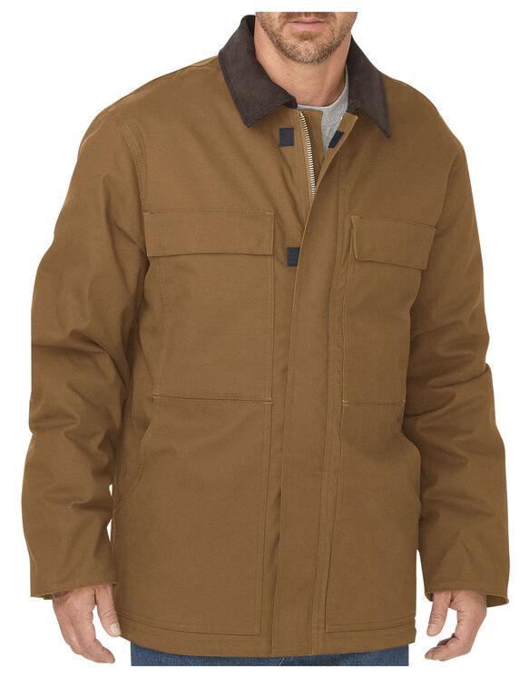 Flex Sanded Stretch Duck Coat - BROWN DUCK (BD)